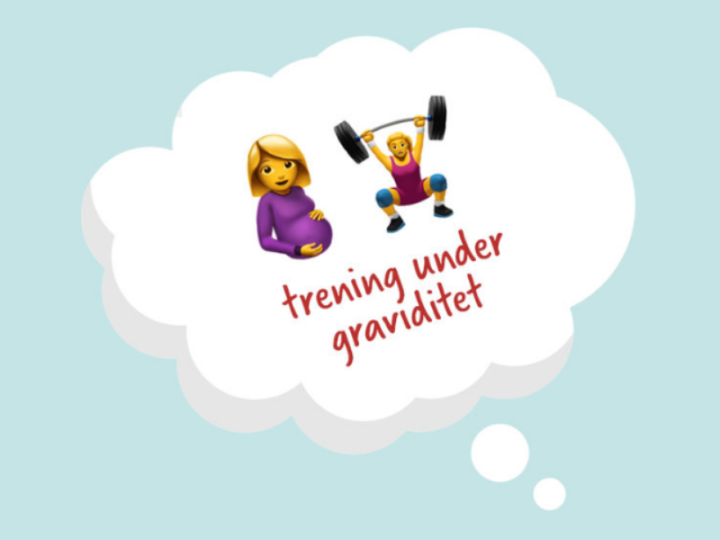 Podcast – trening under graviditet